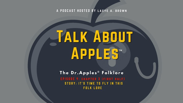 Talk About Apples |  It's Time to Fly in This Folk Lore
