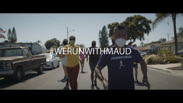 #ChangeYourFrame | We Run With Maud