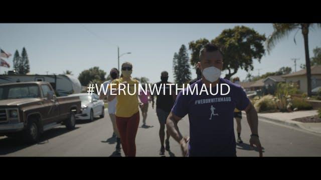 #ChangeYourFrame | We Run With Maud