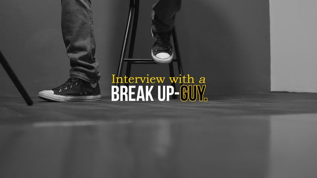 Interview with a Breakup Guy