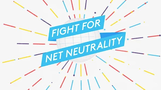 Why We Need Net Neutrality