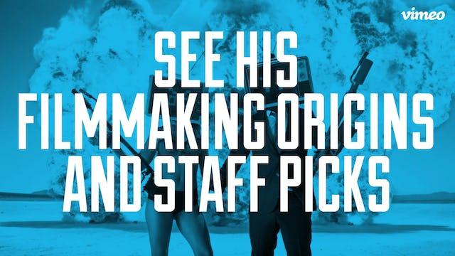 Vimeo Origins: Jordan Vogt-Roberts