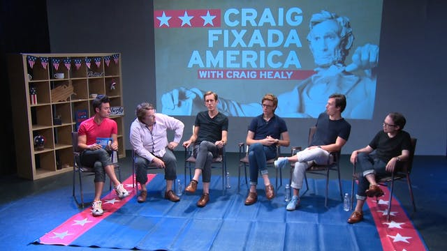 Craig Fixada America Deleted Scenes