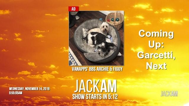 Jack AM - 11/14/2018