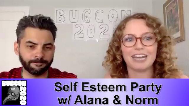 Self Esteem Party with Alana Johnston