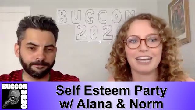 Self Esteem Party with Alana Johnston