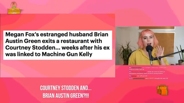 Hot and Rich - 6/15 - Brian Austin Green & Courtney Stodden PART TWO