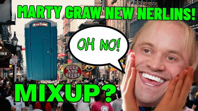 MARTY GRAW (UH OH)