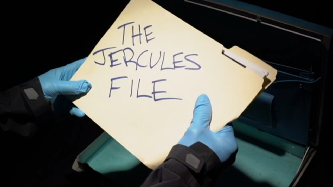 Acting Tips Presents: The Jercules File