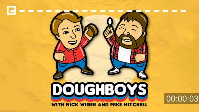 Doughboys Double - Dead Men Chew No M...
