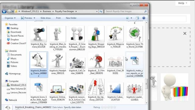 Building Your Website: 12 - Format Im...