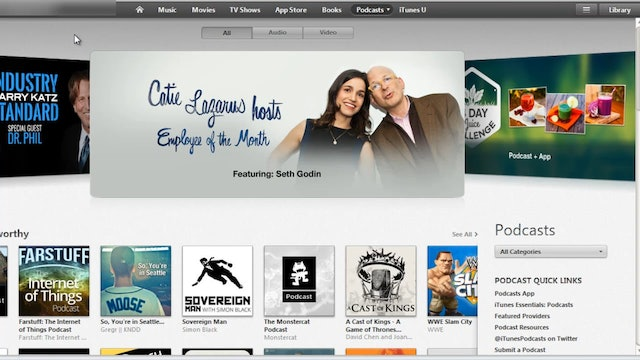 Start a Podcast: 11 - Submit To iTunes