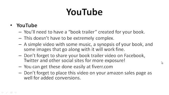 Bestseller Blueprint: 5 - Social Media