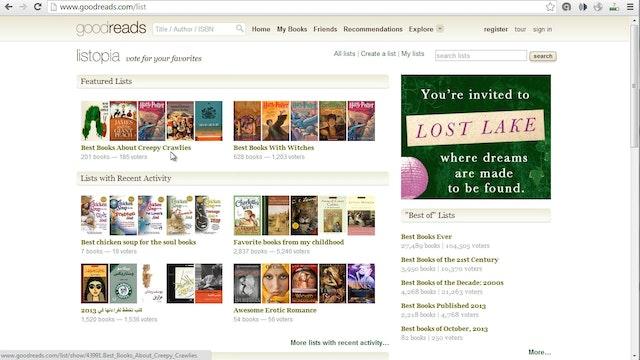 Bestseller Blueprint: 6 - Book Social...
