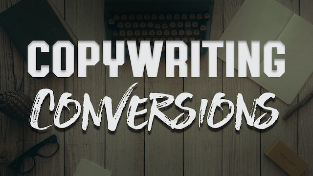 Copywriting Conversions