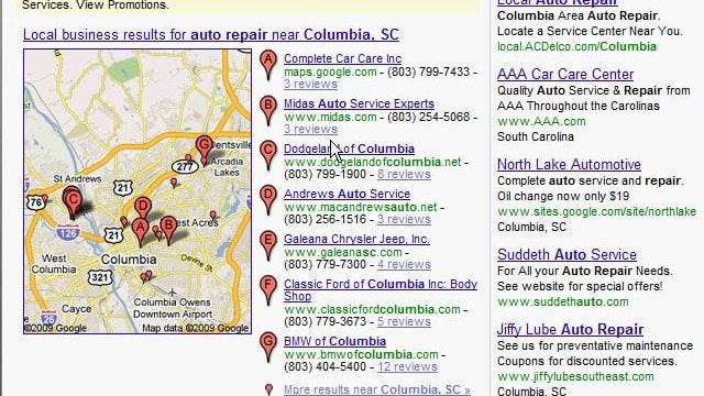 Offline SEO: 4 - Google