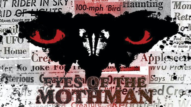 Eyes of the Mothman