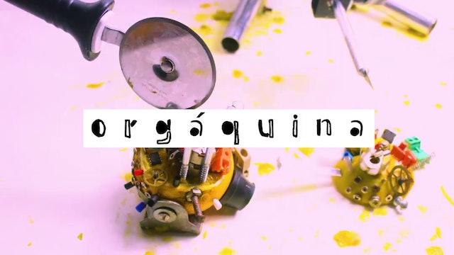 Orgáquina
