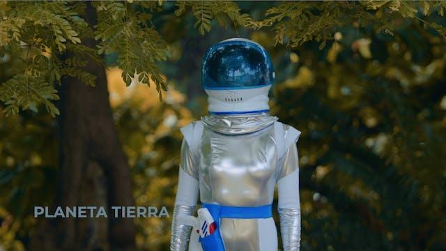 Mujer Espacial