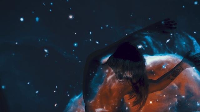 The mysterious universo em nós