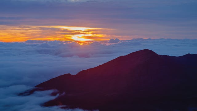 Maui: Mount Haleakala Route