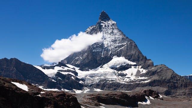 Swiss Alps Run