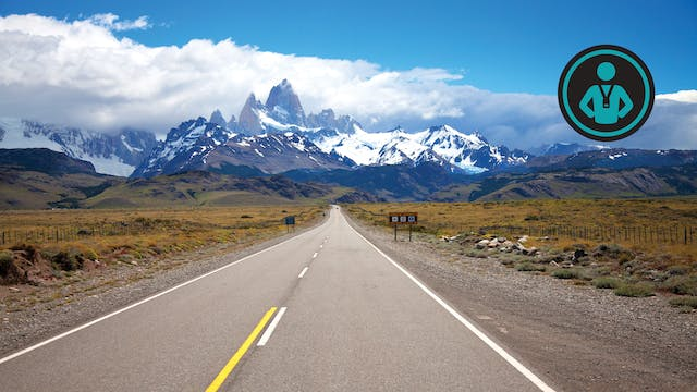 Argentine Patagonia Bike | Barry