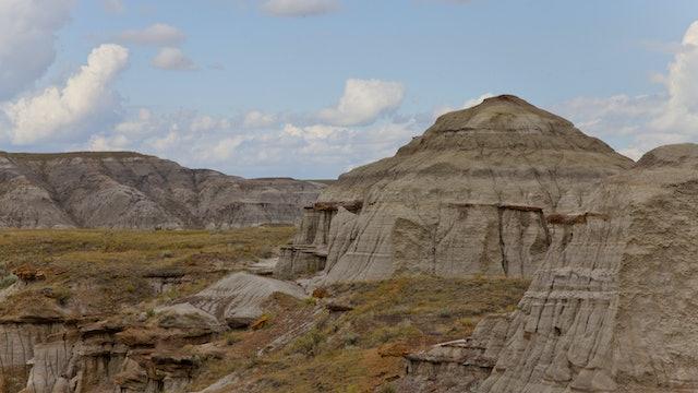 Alberta Badlands Route
