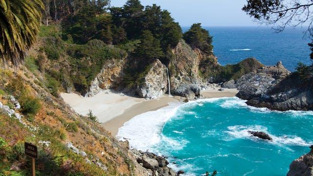 California Central Coast Hike