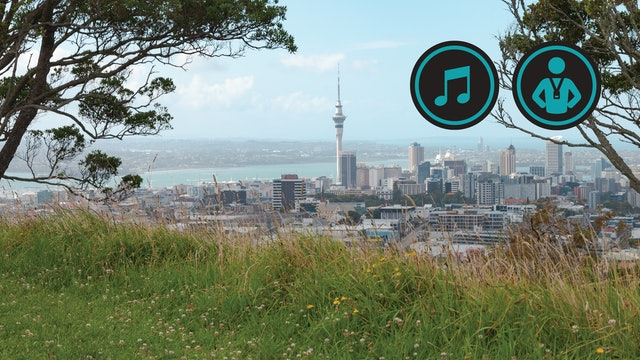 Auckland and Wellington Run | Johnny