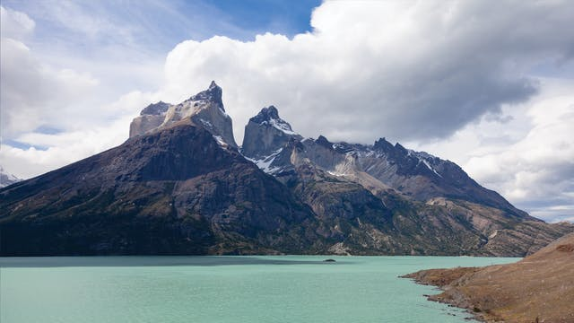 Chilean Patagonia Run