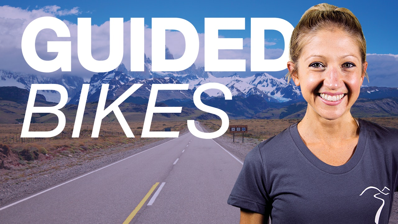 Guided Bikes