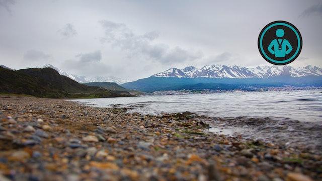 Tierra del Fuego Bike | Katie