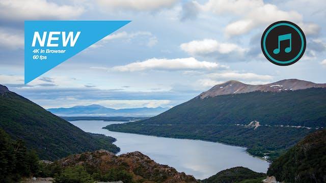 Argentina: Paso Garibaldi Route