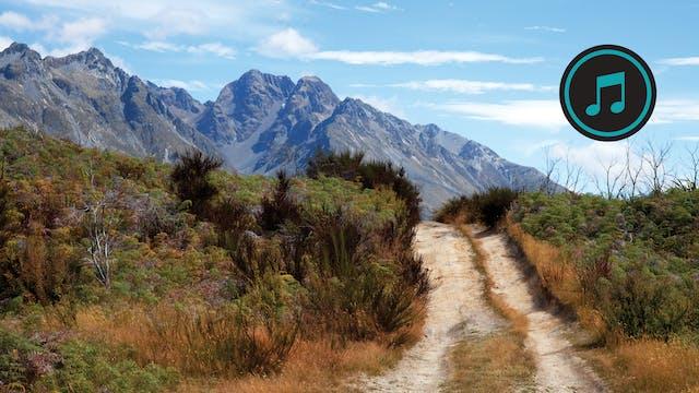South Island, New Zealand Bike