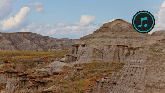 Alberta Badlands Route