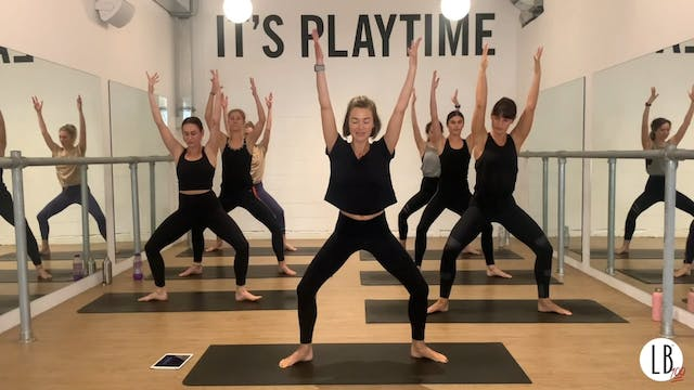 HIIT PLAY 100! with Lizzie and the Be...