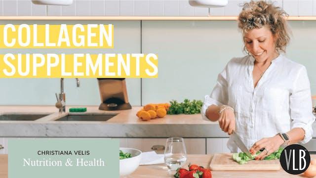 Nutrition Wednesday - Collagen Supple...