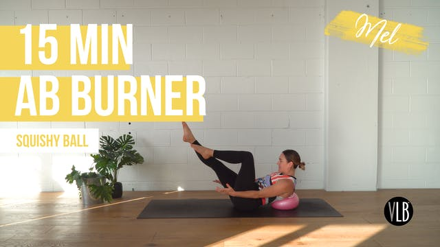 15 Min Ab Burner with Mel