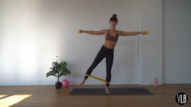 Bean to Pilates with Emma