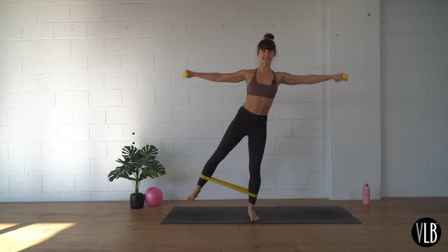 **NEW** Bean to Pilates with Emma
