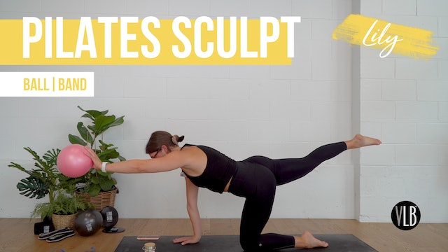 Pilates Sculpt with Lily