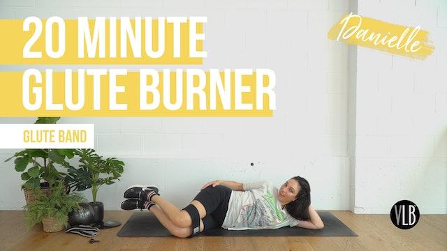 20 Minute Glute Burner with Danielle