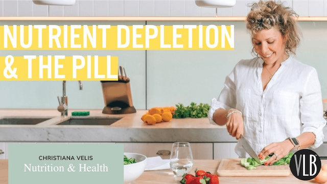 Nutrition Wednesday - Nutrient Depletion & The Contraceptive Pill