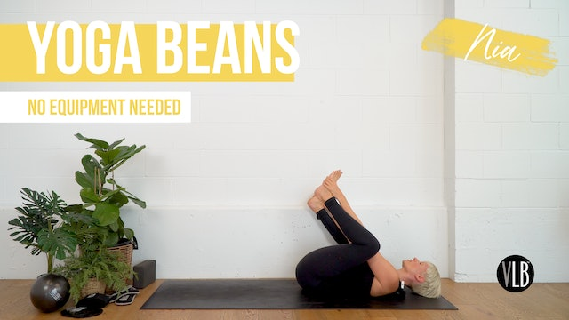Yoga Beans with Nia