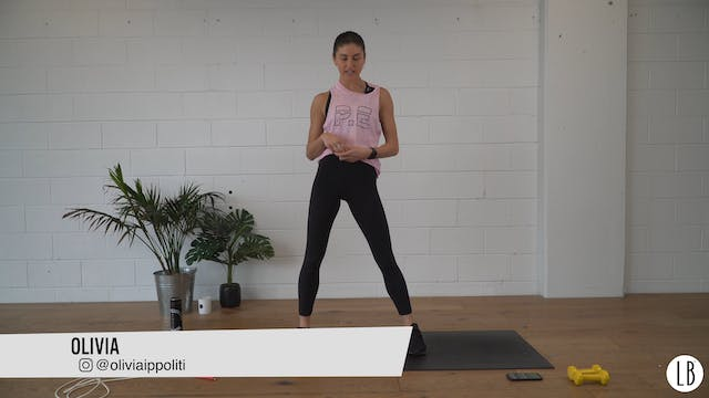 HIIT Play with Olivia