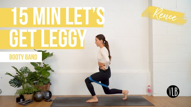 TOP PICK: 15 Min Let's Get Leggy with...