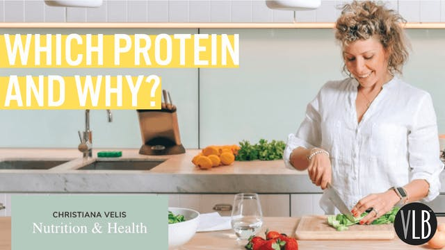 Nutrition Wednesday - What Protein Do...