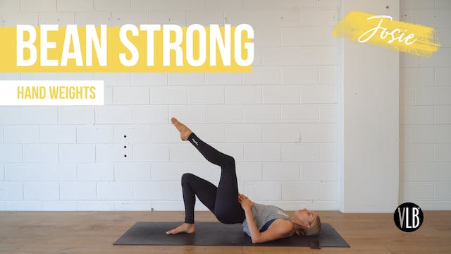 TOP PICK: Bean Strong with Josie