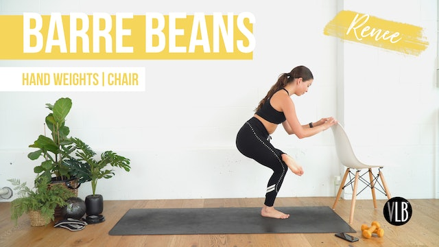 Barre Beans with Renee